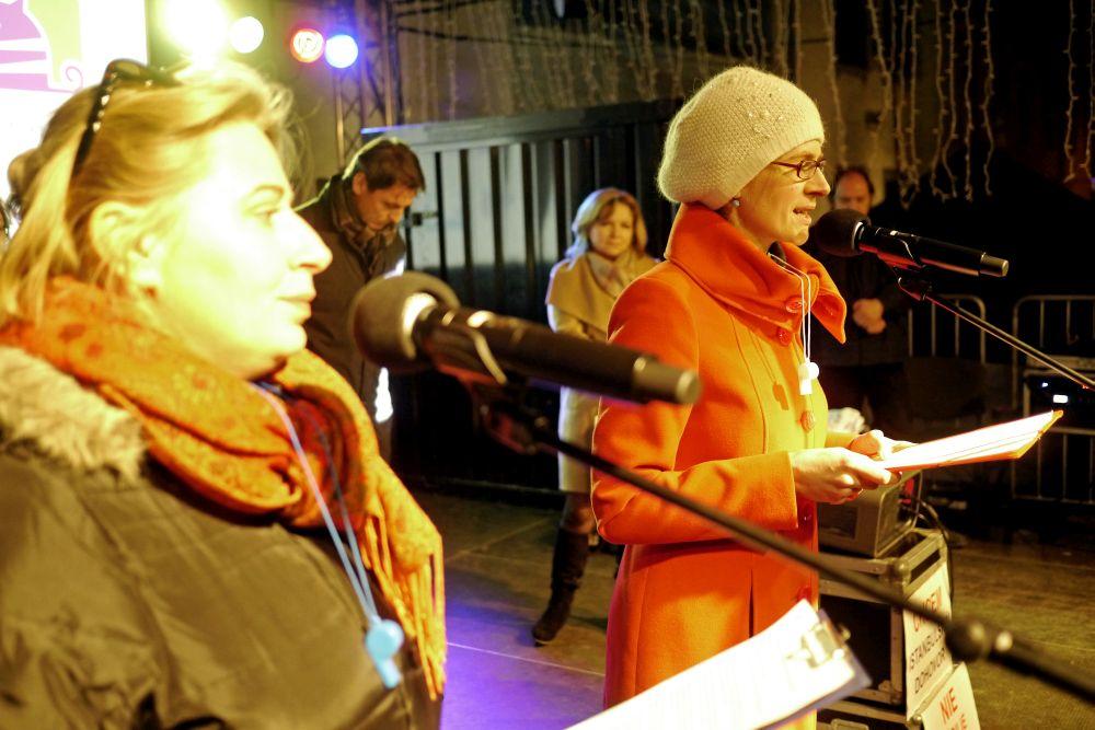 Vypískajme násilie na ženách – podporme Istanbulský dohovor, 2014