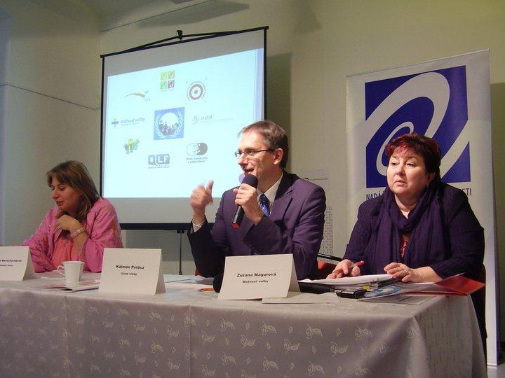 Konferencia Práv žien vo svetle CEDAW-u