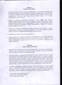 Zmluva o poskytnutí dotácie k žiadosti č. 258/2013