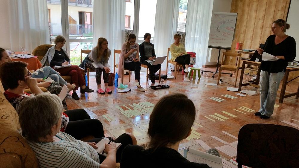 Rodový tréning s dôrazom na Isatnbulský dohovor-2modul, 2017