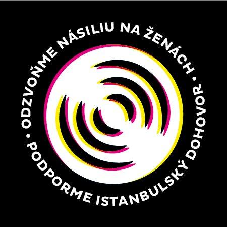 Odzvoňme násiliu na ženách- Podporme Istanbulský dohovor