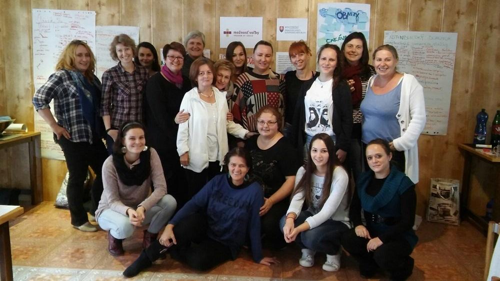 Rodový tréning so zameraním na Istanbulský dohovor, 2017