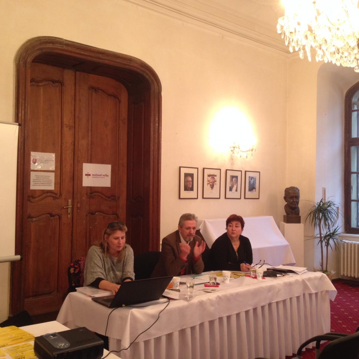 Seminár: Ľudské práva žien a detí vo svetle Istanbulského dohovoru