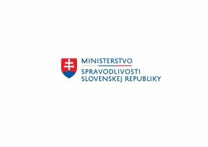 Ministerstvo spravodlivosti SR na ich webke