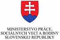 Ministerstvo práce sociálnych vecí a rodiny